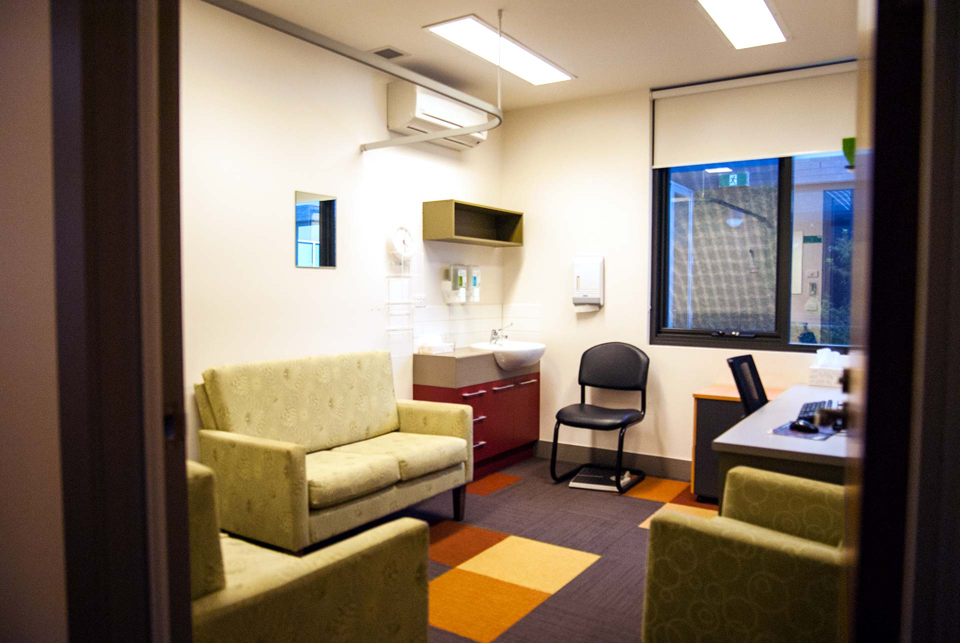 Counselling Office Central Clinic Warragul