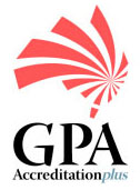 GPA Accreditation Logo for Central Clinic